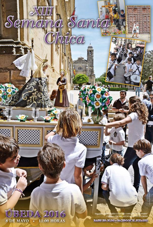cartel semana santa ubeda