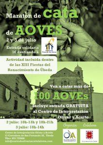 Maratón de cata en Úbeda
