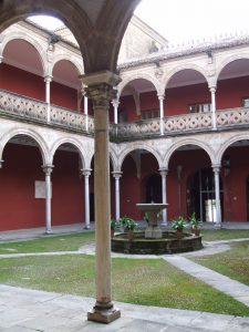 Patio de la Casa de las Torres en Úbeda Jaén 4 225x300 - La Casa de las Torres