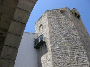 Torre octagonal 300x225 - Las torres de Úbeda