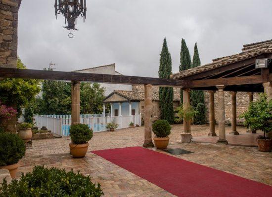 Palacio de los Medinilla por dentro