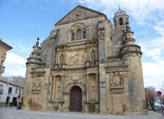 SALVADOR UBEDA 550x400 - Las Fachadas de la Sacra Capilla del Salvador