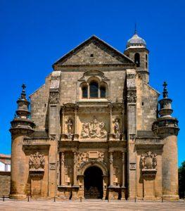 fachada SALVADOR 263x300 - Las Fachadas de la Sacra Capilla del Salvador