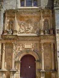 fachada SALVADOR CONTRA 2 - Las Fachadas de la Sacra Capilla del Salvador