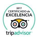 Certificado de excelencia 2017 - Inicio