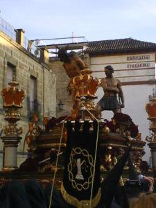 Cristo de la Columna Úbeda 225x300 - Las figuras de Francisco Palma Burgos y Juan Pasquau