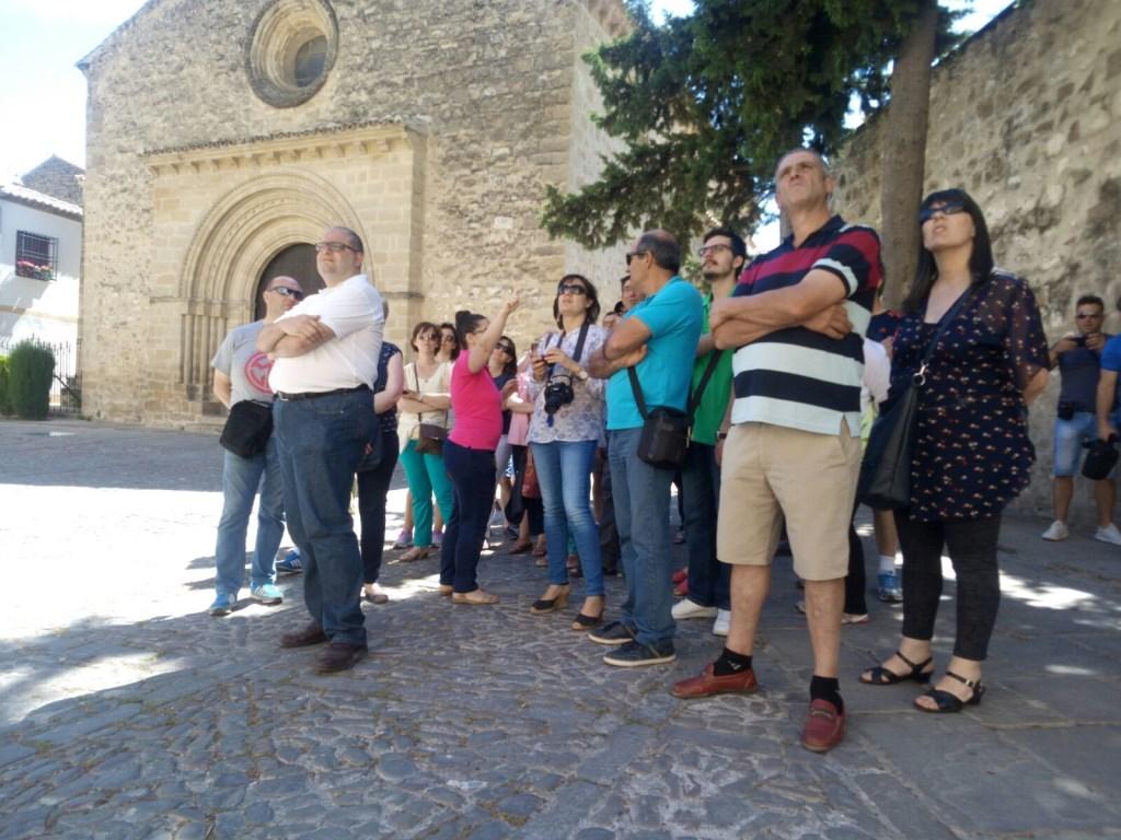 VISITAS GUIADAS A UBEDA Y BAEZA POR GUIA OFICIAL DE TURISMO 23 - Visitas Guiadas en Úbeda y Baeza. Ven a Visitar Nuestra Riqueza Cultural.