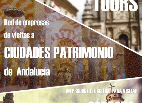 PATRIMONIO TOURS 550x400 - Nace Patrimonio Tours. Visitas guiadas a Córdoba, Úbeda y Baeza.