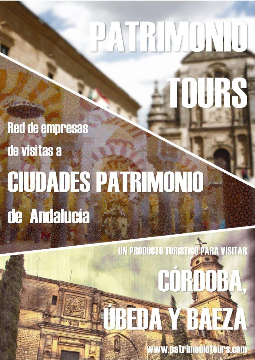 Cartel de Patrimonio Tours