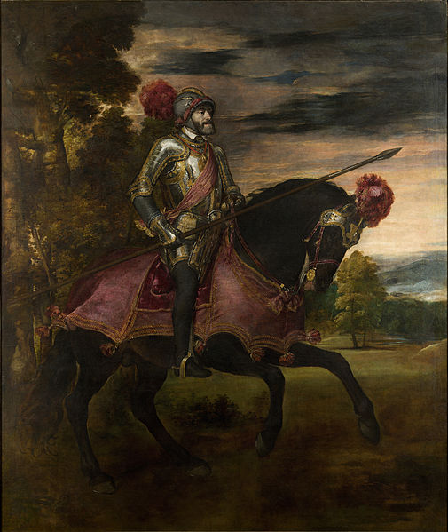 CARLOS V UBEDA Y BAEZA - El reinado de Carlos I