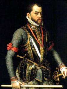 felipe ii 225x300 - Felipe II, el gran rey.