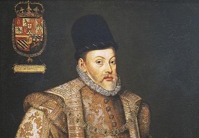 felipeii - Felipe II, el gran rey.