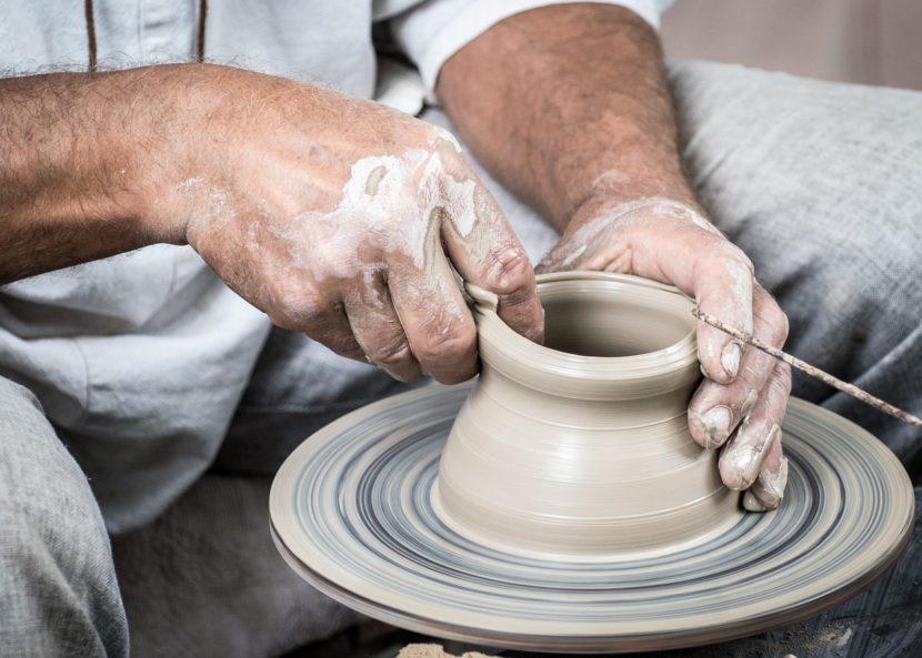 """ceramica 830x593 - Premio para la Alfarería Pablo Tito en """"Enbarro 89 Concurso Internacional de Alfarería y Cerámica de la Rambla"""""""