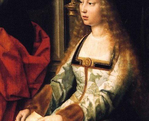 Isabel la Católica 491x400 - El Reinado de Isabel I de Castilla