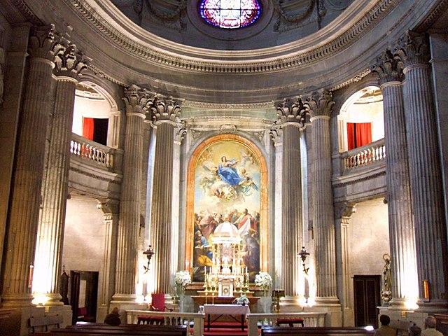 640px Jaén   Iglesia del Sagrario adscrita a la Catedral 05 - Visita a Jaén