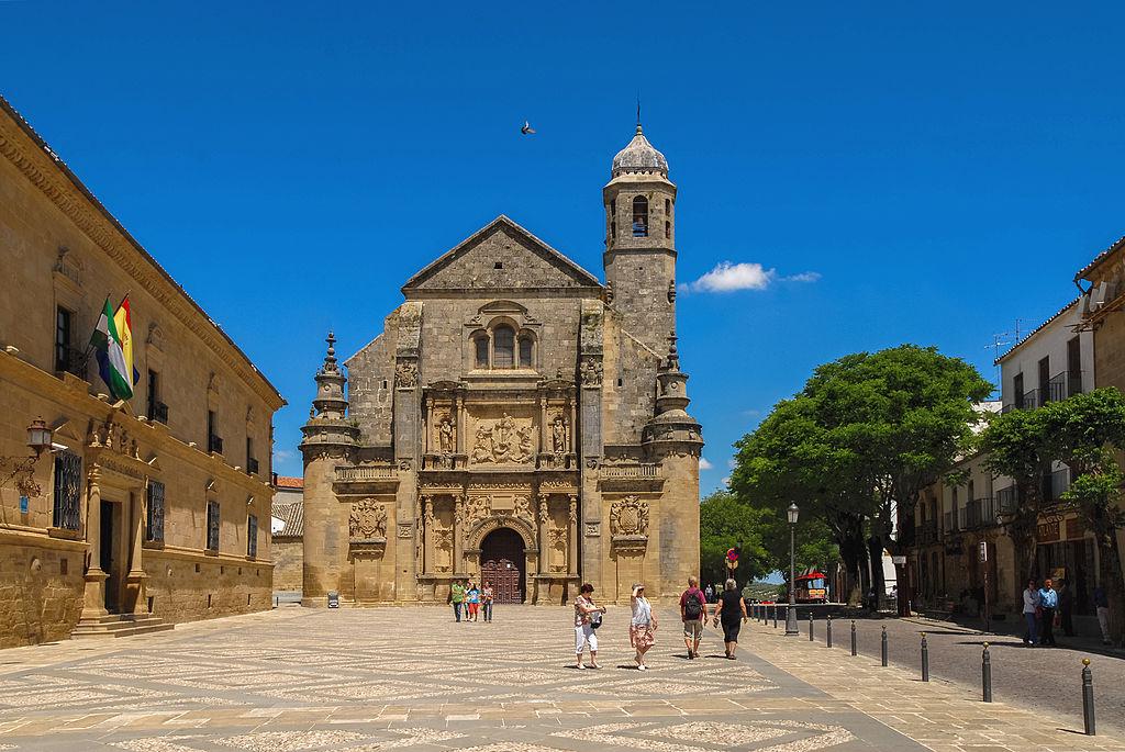 Capilla del Salvador - La Capilla del Salvador, la joya del renacimiento ubetense