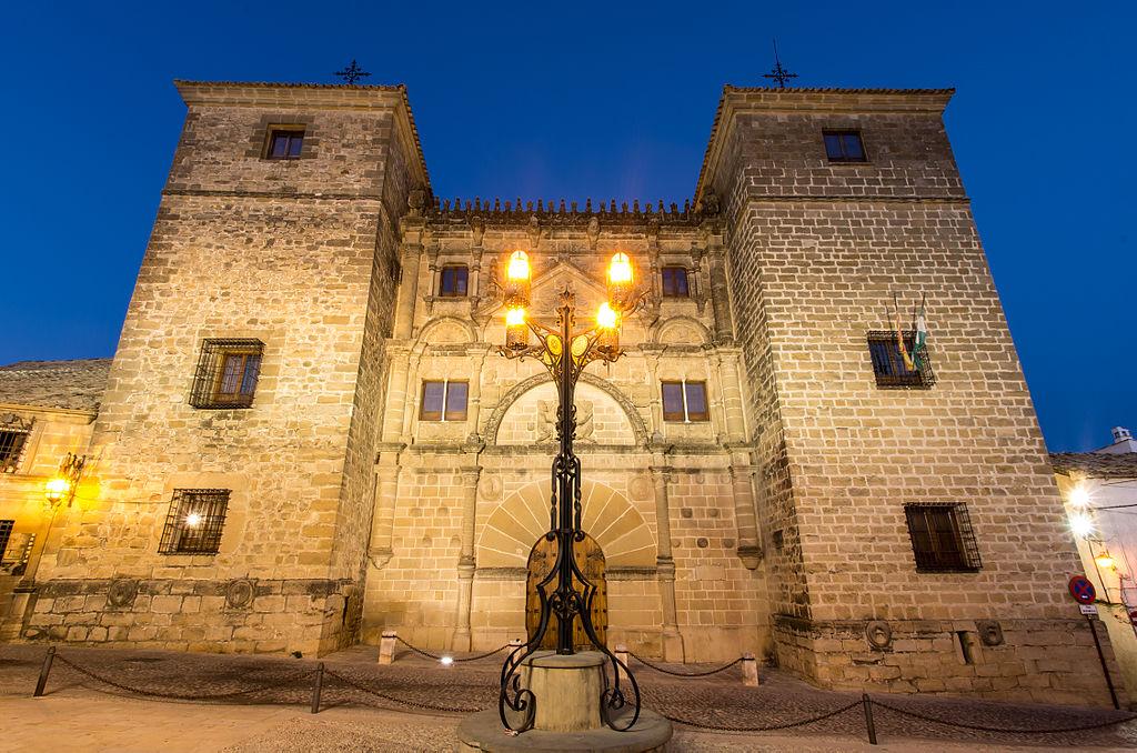 Casa de las Torres de Úbeda - La leyenda de la Casa de la Torres