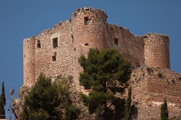 Castillo de Huelma - Huelma