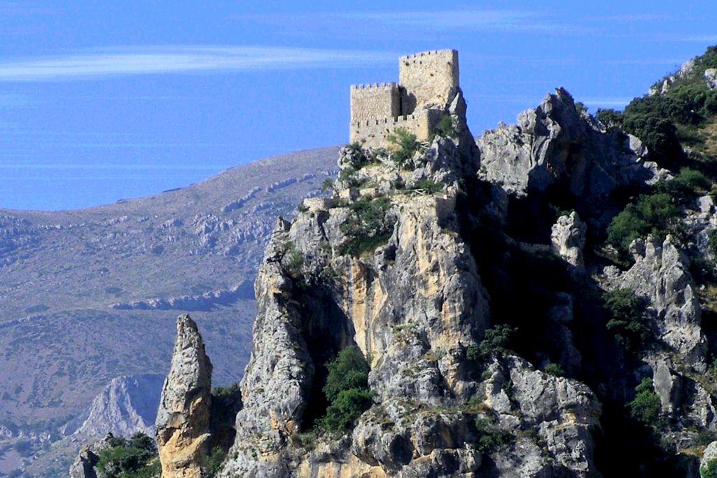 Castillo de albanchez - Albanchez de Mágina