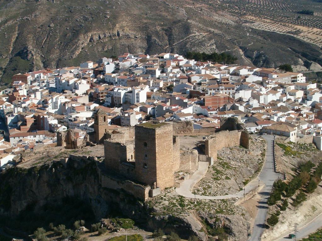 Castillo de la Guardia de Jaén - La Guardia de Jaén