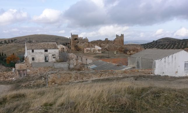 Castillo del Berrueco web - Torredelcampo