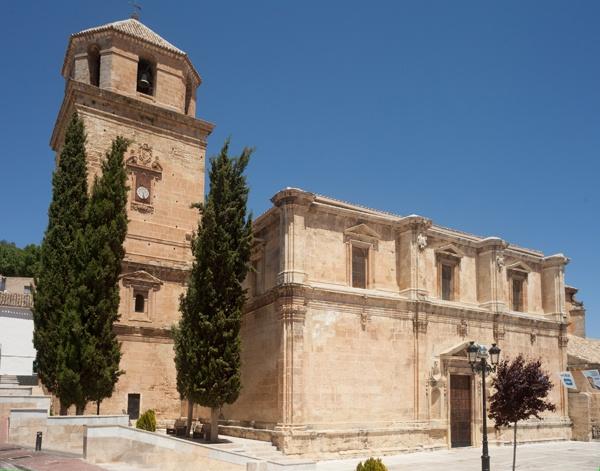 Iglesia Huelma - Huelma