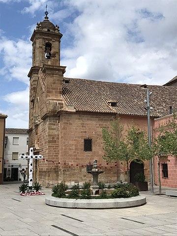 Iglesia de Cabra de Santo Cristo - Cabra de Santo Cristo