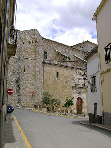 Iglesia de San Andrés - Villanueva del Arzobispo