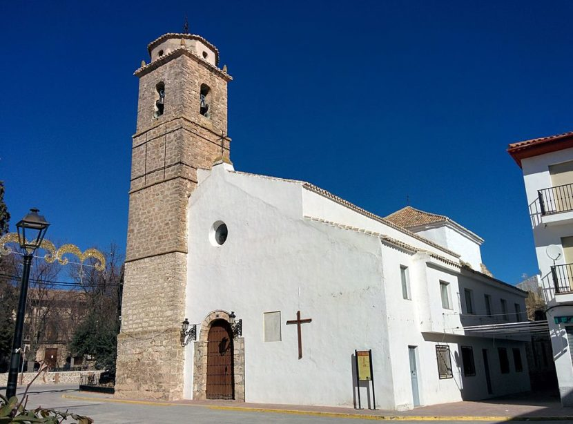 Iglesia de Noalejo