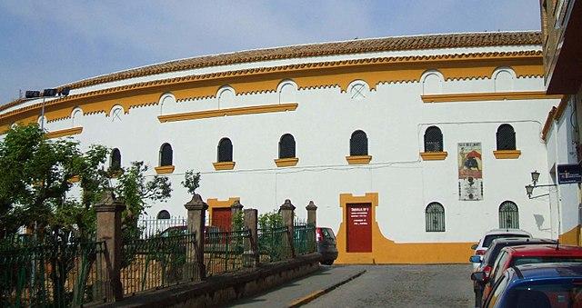 Plaza de Toros de Linares - Linares y sus atractivos turísticos