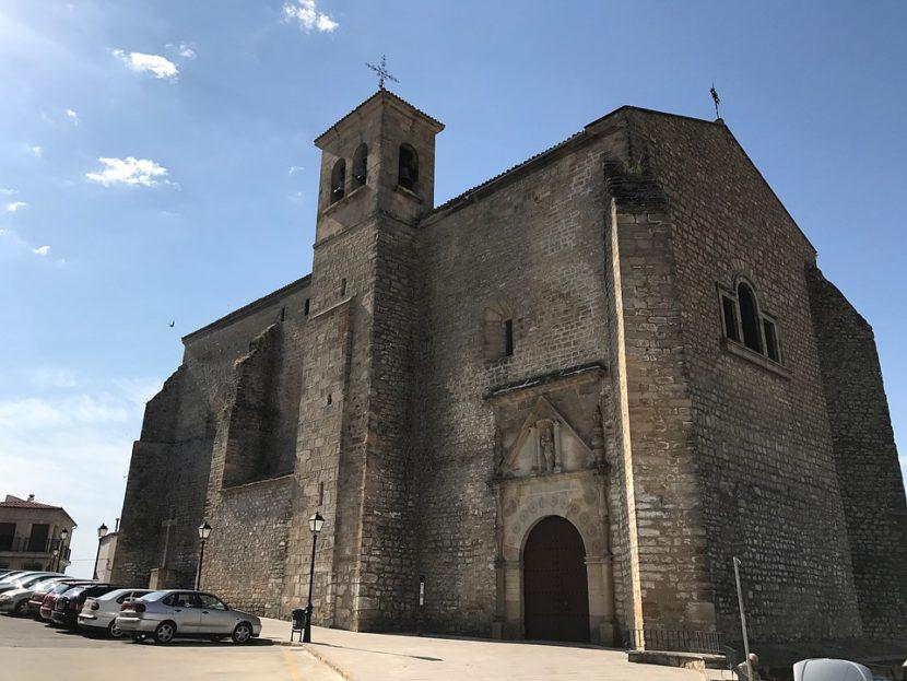 Santa Maria la Mayor 830x623 - Torreperogil