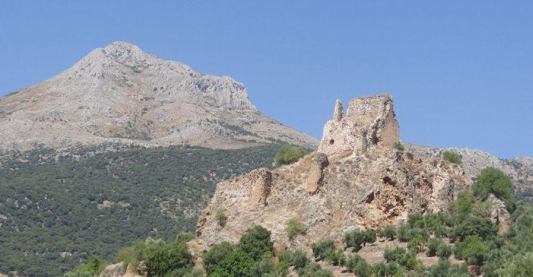 belmez castillo - Belmez de la Moraleda
