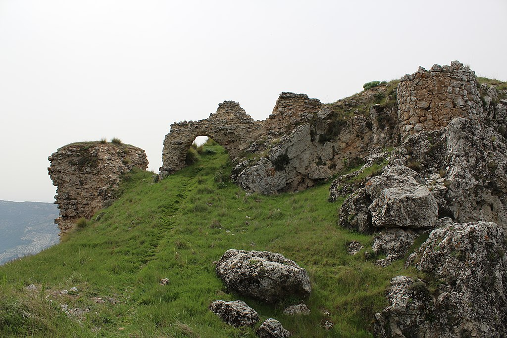 castillo de arenas - Campillo de Arenas