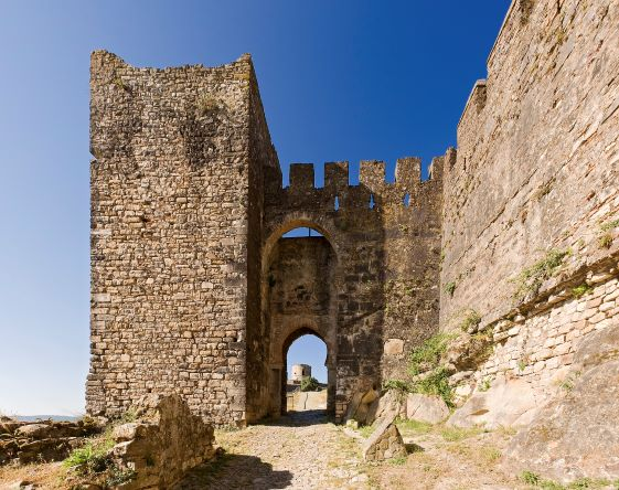 castillo de jimena web - Jimena