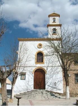 iglesia de Larva - Larva