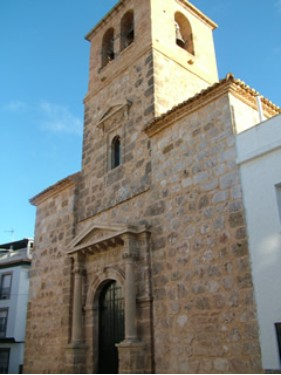 iglesia de jamilena - Jamilena