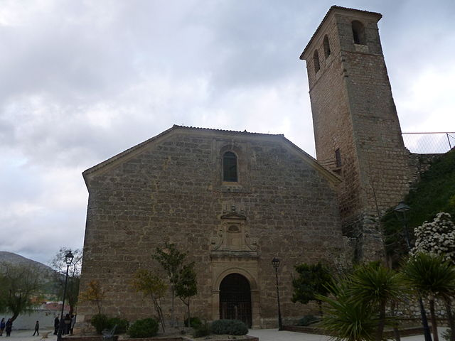 iglesia de pegalajar - Pegalajar