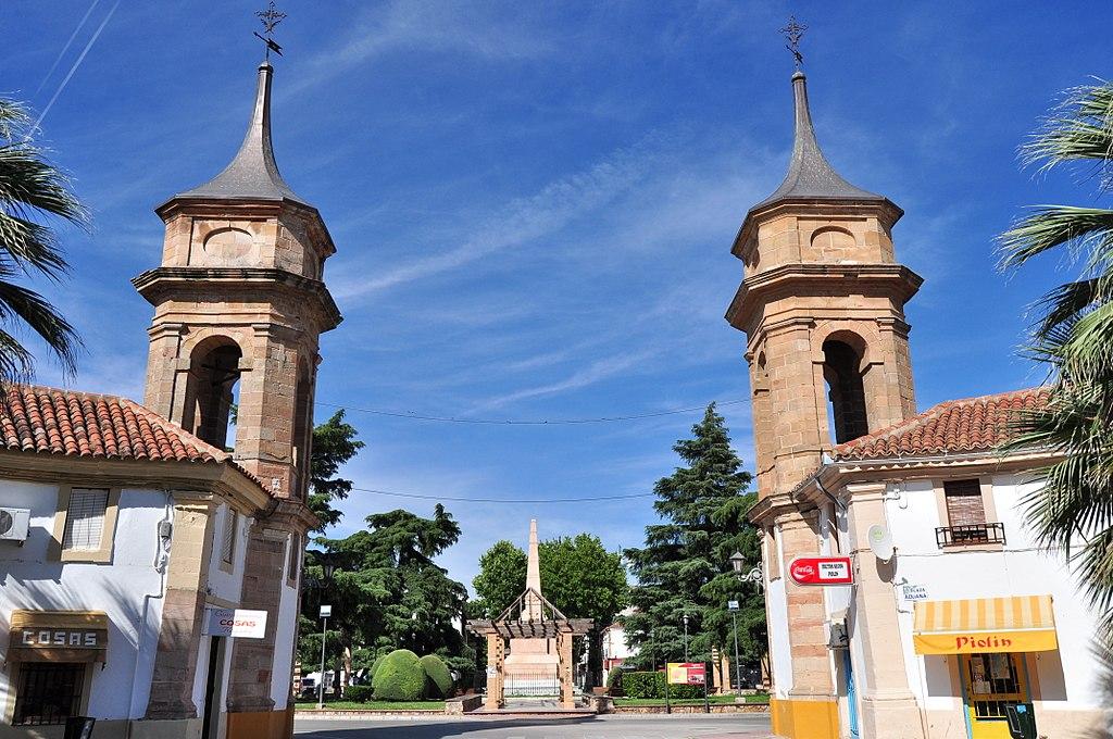 la carolina - Otras poblaciones de la Sierra Norte de Jaén