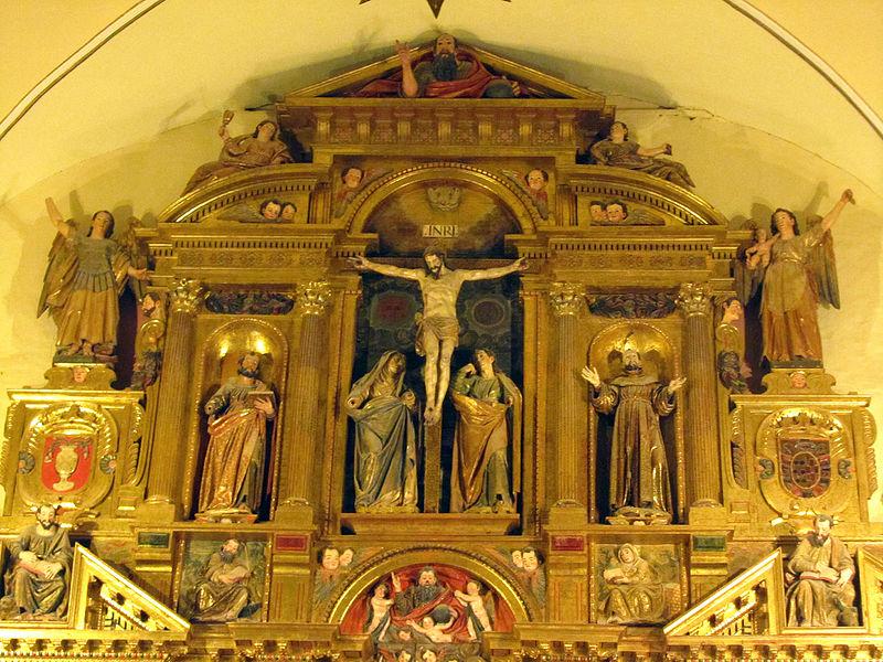 retablo solis - Cambil