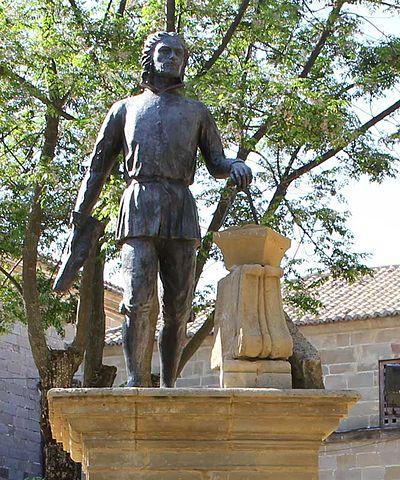 Andrés de Vandelvira en Úbeda - Andrés de Vandelvira