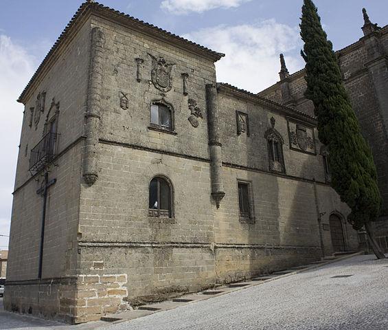 Casas Consistoriales de Baeza - La leyenda de Don Gil Baile