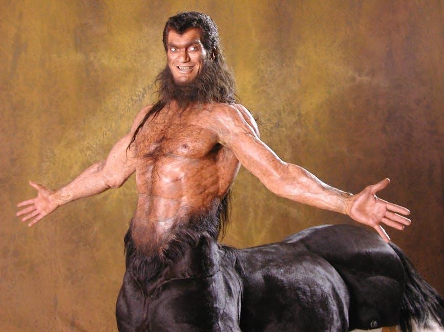 Centauro - La leyenda de Juan Caballo