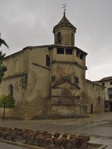Exterior de San Pablo 225x300 - Iglesia de San Pablo de Úbeda
