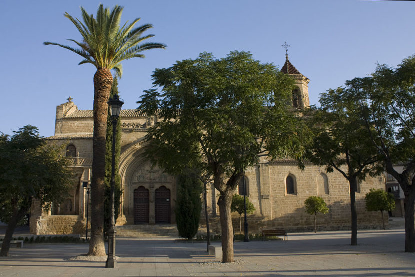 Iglesia San Pablo 830x554 - Iglesia de San Pablo de Úbeda