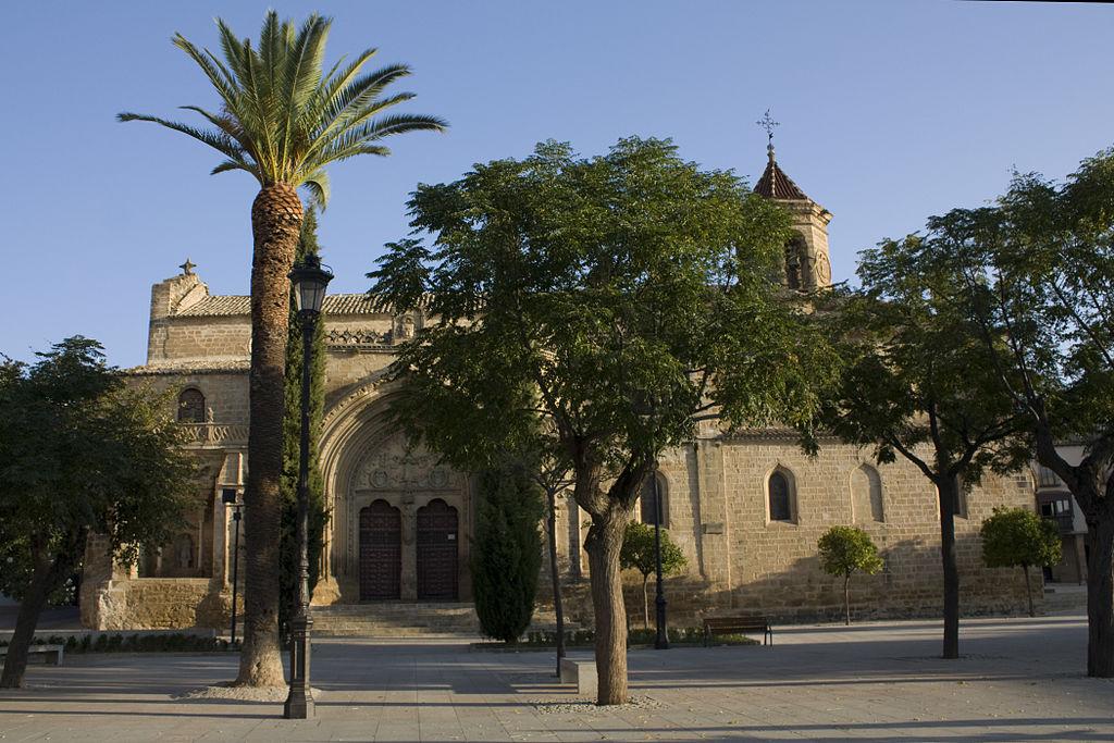 Iglesia San Pablo - Iglesia de San Pablo de Úbeda