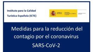 Medidas de prevención Gobierno de España 300x169 - Medidas Especiales por Covid-19
