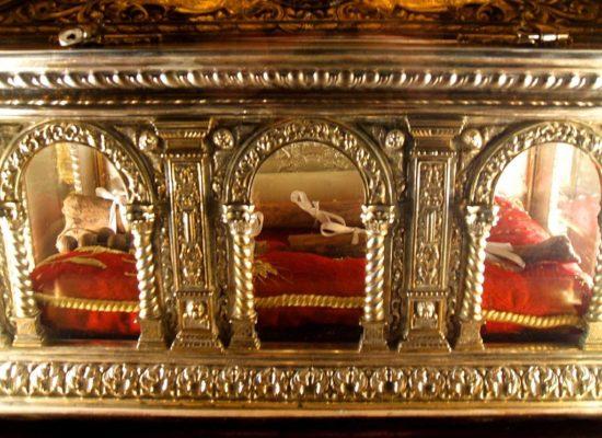 Restos de San Juan de la Cruz 550x400 - Inicio