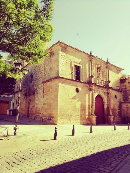 Iglesia de San Pedro 1 peq - La Iglesia de San Pedro de Úbeda