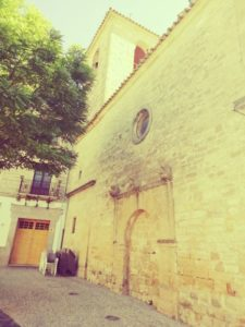 Iglesia de San Pedro 2 peq  225x300 - La Iglesia de San Pedro de Úbeda