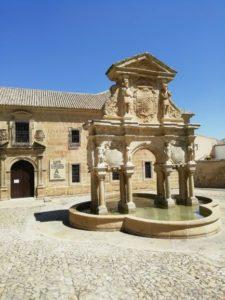 Seminario Baeza 1 peq 225x300 - El Antiguo Seminario de San Felipe Neri de Baeza
